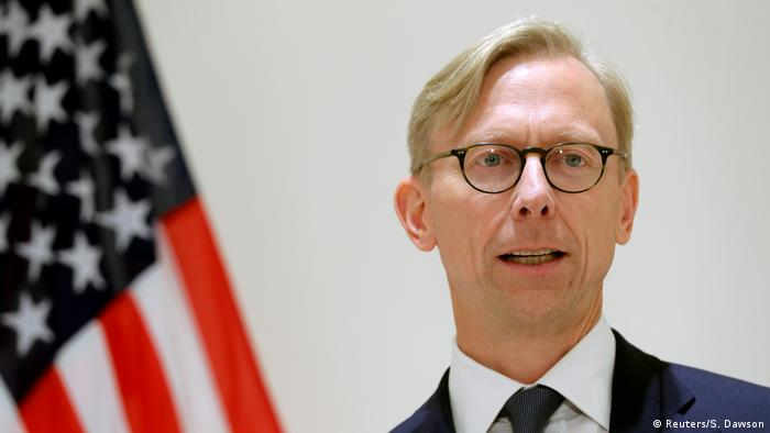 London Brian Hook US-Sonderbeauftragter für den Iran (Reuters/S. Dawson)