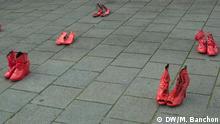 Frauentag Demo gegen Gewalt