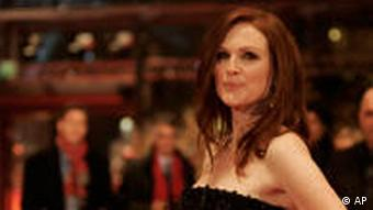 US actress Julianne Moore