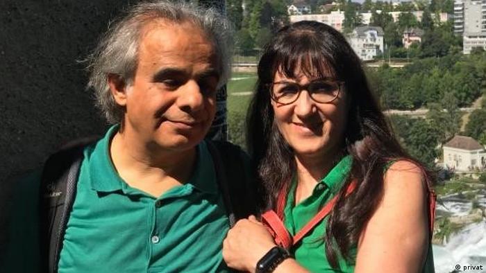 بیست و پنجمین سالگرد ازدواج، سوییس، اوت ۲۰۱۹