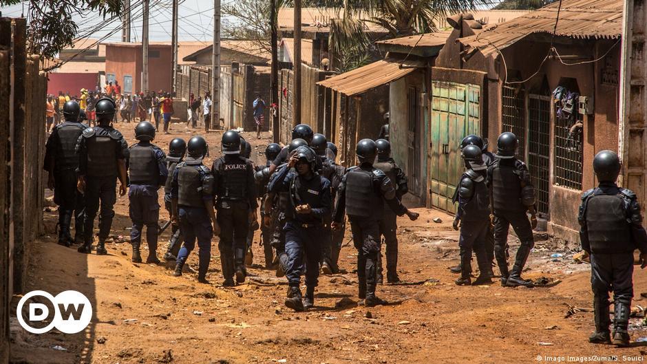 Guinée : l'opposition dénonce la repression contre ses militants