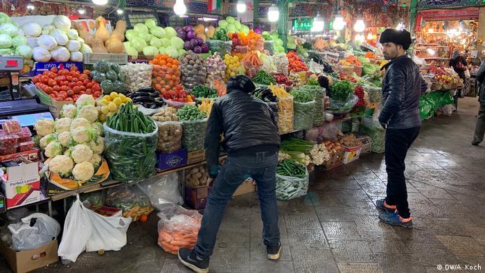 Bazar u Tajrishu je meka za Irance i turiste