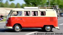 BdT - VW-Oldtimer Bulli beim 36. Maikäfertreffen in Hannover