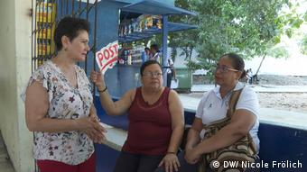 Project La Muralla ¡Soy Yo! in Cartagena — The employees of the project help children who are victims of sex tourism.