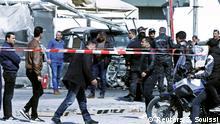Tunesien Explosion nahe US-Botschaft