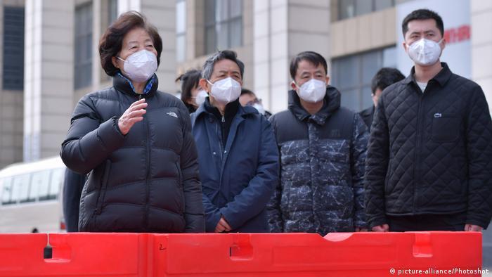 China Wuhan | Coronavirus | Sun Chunlan, Vizepremier