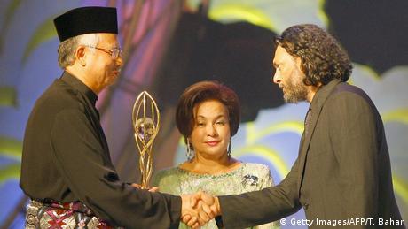 Verleihung des Global Indian Film Awards (Getty Images/AFP/T. Bahar)