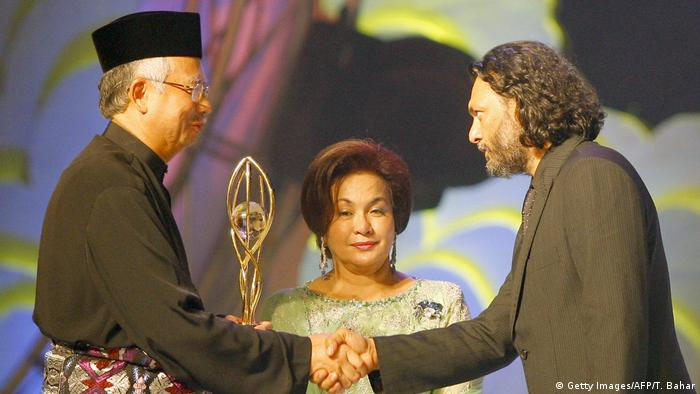 Verleihung des Global Indian Film Awards (Getty Images/AFP/T. Bahar)