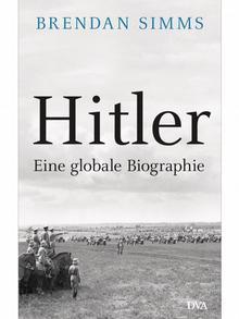 Buchcover Hitler eine globale Biogaphie