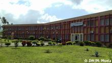 Universität Licungo in der Provinz Zambézia, Mosambik Wer hat das Bild gemacht?: Marcelino Mueia Wann wurde das Bild gemacht?: März 2020 Wo wurde das Bild aufgenommen?: Zambézia, Mosambik Universität Licungo in der Provinz Zambézia, Mosambik Copyrightangabe: DW/M. Mueia