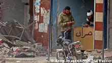 Syrien Idlib Waffenruhe