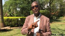 Uganda Präsidentschaftswahlen Kandidat Henry Tumukunde
