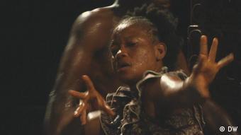 Dancer Salamata Kobré (DW)