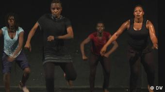 Dance project Engagement Féminin/ Compagnie Auguste et Bienvenue (DW)