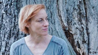 US choreographer Meg Stuart (DW)