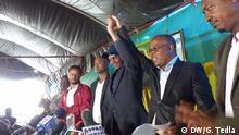 6.3.2020, Addis Abeba, Äthiopien, All Ethiopian Unity party and Balderas political party merge ceremony in Addis Ababa 06.03.2020