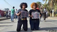 Ethiopias demanding the government bring back students who were kidnapped almost three months ago. #Bringback _Ethiopia Meaza Mohammed (äthiopische Menschenrechtlerin)