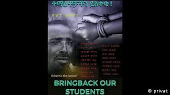 Äthiopien | Proteset | Entführte Studenten