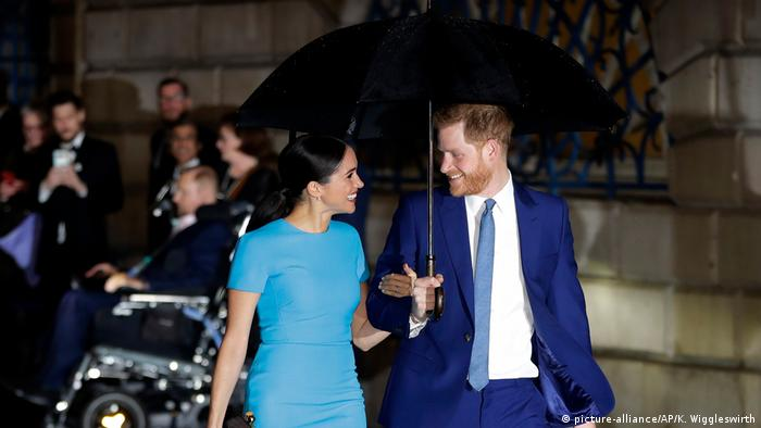 The Best Harry And Meghan Latest News Today 2020
