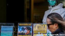 Spanien Coronavirus