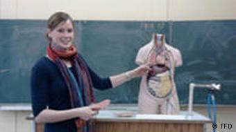 Teach First Deutschland: Christina Lagemann ***ACHTUNG: NUR FÜR STUDI-DW VERWENDEN!***