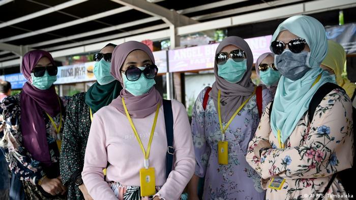 Coronavirus in Indonesien Bali