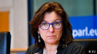 Tilly Metz, Mitglied des Europäischen Parlaments