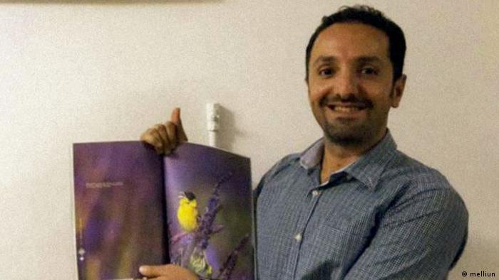 Iran Umweltschutzaktivist Abdolreza Kouhpayeh