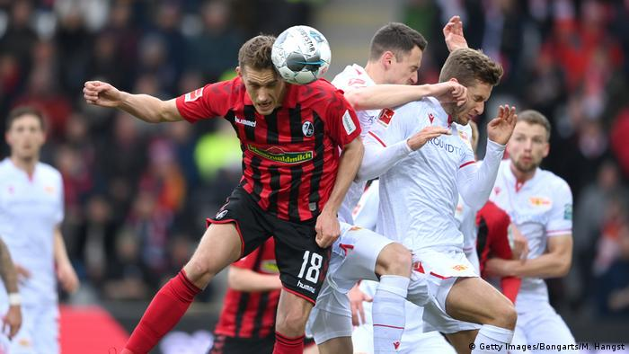Bundesliga | SC Freiburg vs 1. FC Union Berlin (Getty Images/Bongarts/M. Hangst)