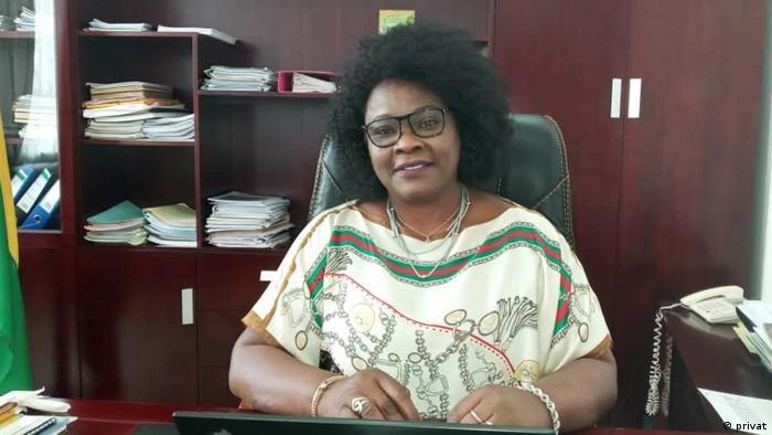 Guniea-Bissau   Odete Semedo   RENAMO