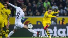 Bundesliga - Borussia Mönchengladbach vs Borussia Dortmund Hazard