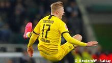 Bundesliga - Borussia Mönchengladbach v Borussia Dortmund Haaland