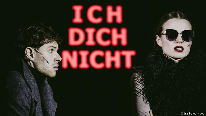 Cena da peça Decameron, do Deutsches Theater de Berlim