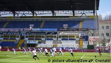 Italien Seria A Geisterspiel Coronavirus Parma-Spal,