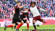 Fußball Bundesliga FC Bayern München - FC Augsburg