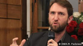 Польский политолог Михал Лубина (фото из архива)