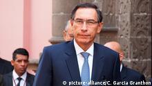 Peru: Beerdigung von Javier Perez de Cuellar in Lima