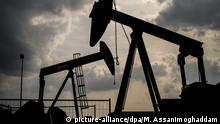 Niedersachsen, Emlichheim: Erdölfeld