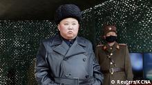 Nordkorea: Raketenübungen unter Leitung von Führer Kim Jong Un