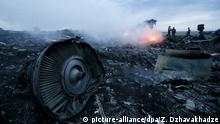 Malaysia Airlines Boeing 777 flight crashes in east Ukraine