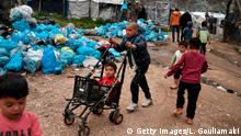 Griechenland: Kinder in Flüchtlingscamps