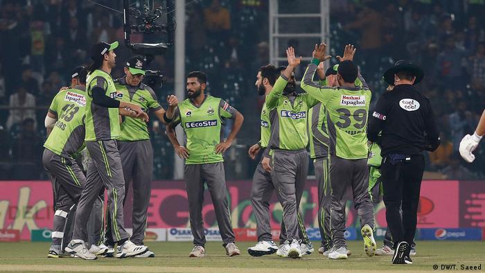 Pakistan Kricket (DW/T. Saeed)