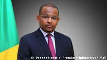Premierminister von Mali Boubou Cisse
