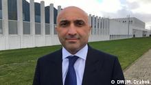 Gyunduz Mamedov, stellv. Generalstaatsanwalt der Ukraine. Amsterdam Niederlande Gerichtsprozess MH17