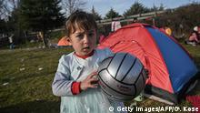Türkei Griechenland Flüchtlinge bei Pazarkule