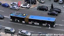 Bildergalerie Elektrobusse und Elektro-LKW