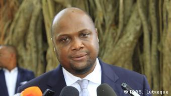 Rekrutierung von Terroristen in Nampula Mety Gondola