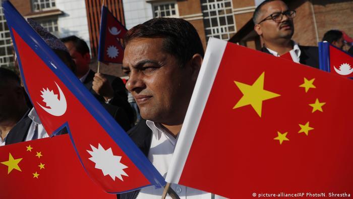 Nepal's delicate balancing act between China and India