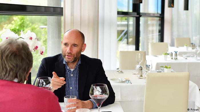 Joachim Nischler: Hotelier
