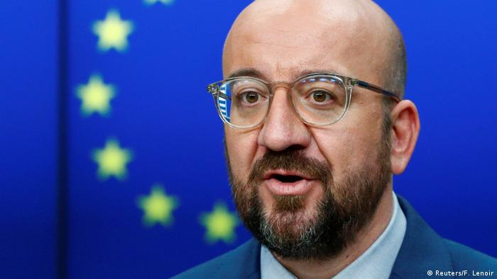 Глава Евросовета Шарль Мишель (Фото из архива)